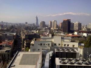 Foto Santiago de Chile